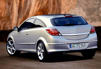 Opel Astra Family: Information about model, images gallery and