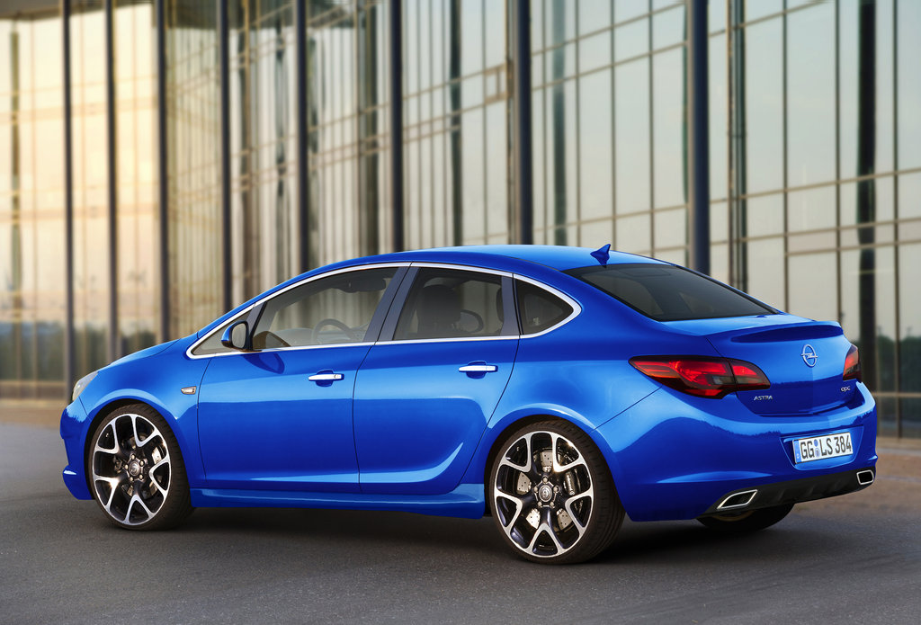 Opel Astra Sedan 2015 | Car Release 2014