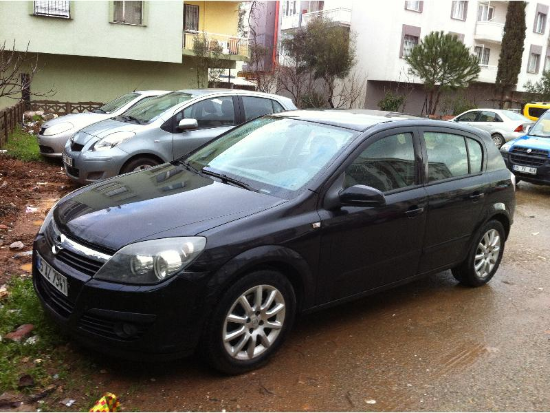 Opel Astra Sedan Enjoy 1 3 Cdti Ecotec