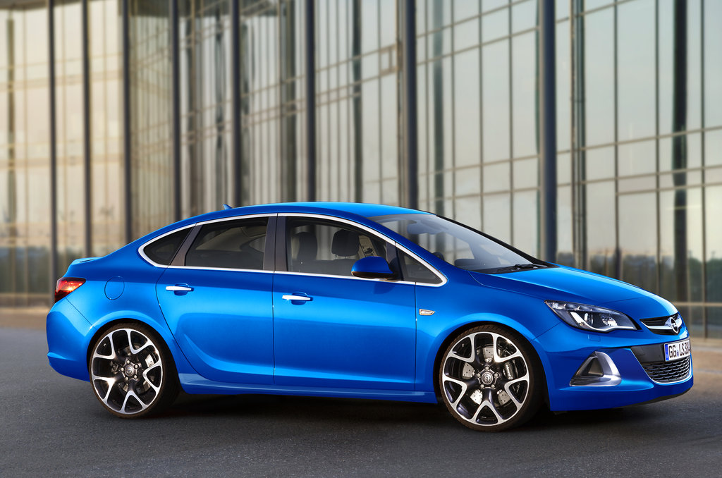 Opel Astra Sedan OPC by Antoine51 on DeviantArt