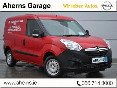Opel Combo 1.2 Diesel 2015 Commercial/Van Red, For sale Kerry \u20ac15,500