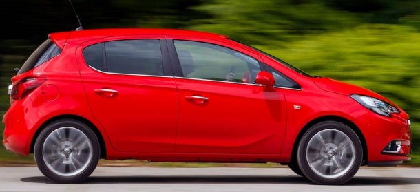 Opel Corsa 2015 - review,