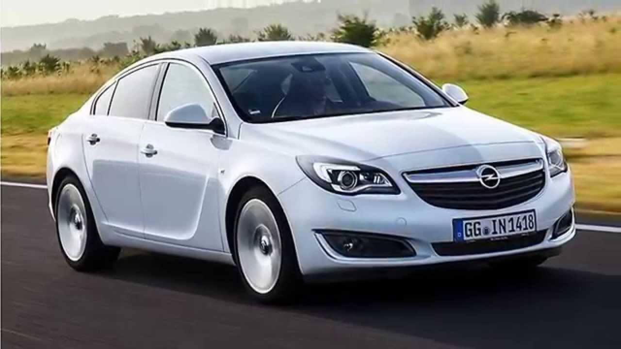 Opel-Insignia-2015-Redesign | New Cars Picture Review