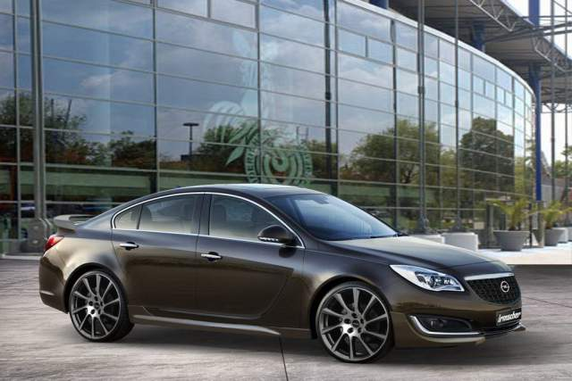 Opel Insignia 2016 Review | Best Family Cars For 2015 / 2016