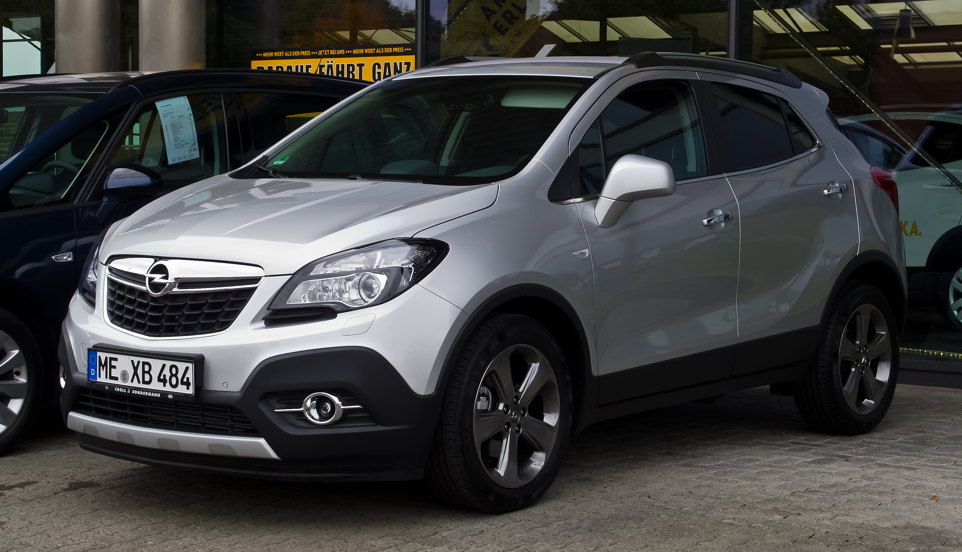 opel mokka - The Truth About Cars