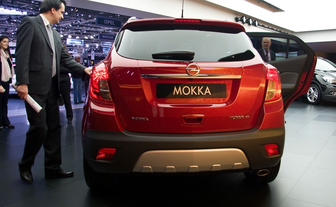 Opel Mokka will be Produced in Europe - Opel - The car for life!