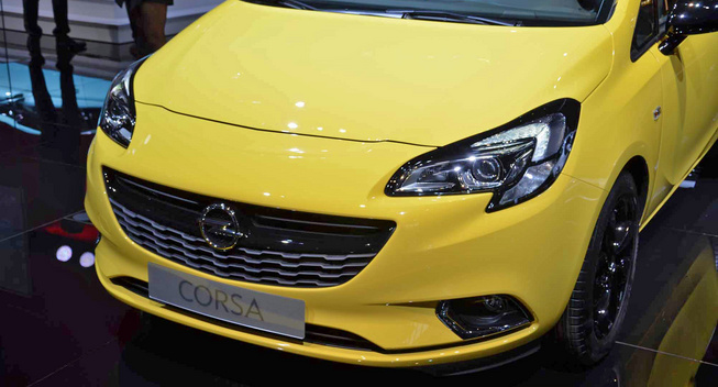 Paris LIVE: 2015 Opel Corsa | New and Used Car Reviews, Research