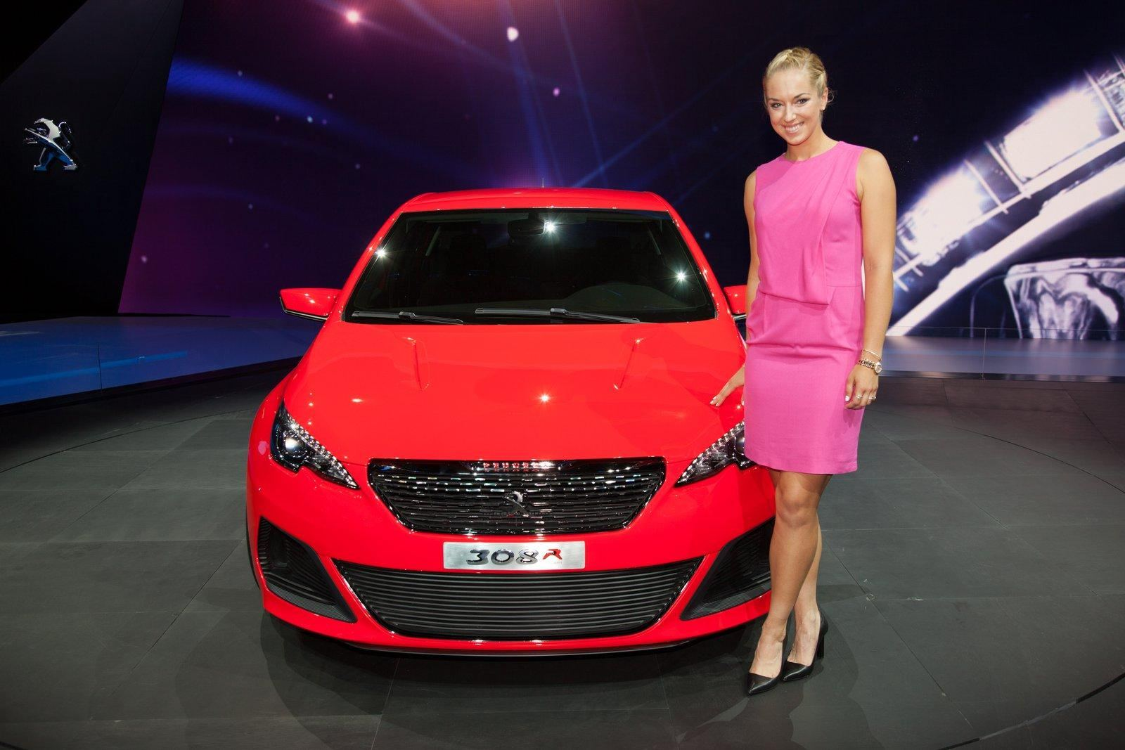 Peugeot 308 R Concept 2015 photo 103795 pictures at high resolution