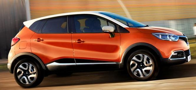 Renault Captur - Rawlinson Group, New Renault Cars, New Citroen