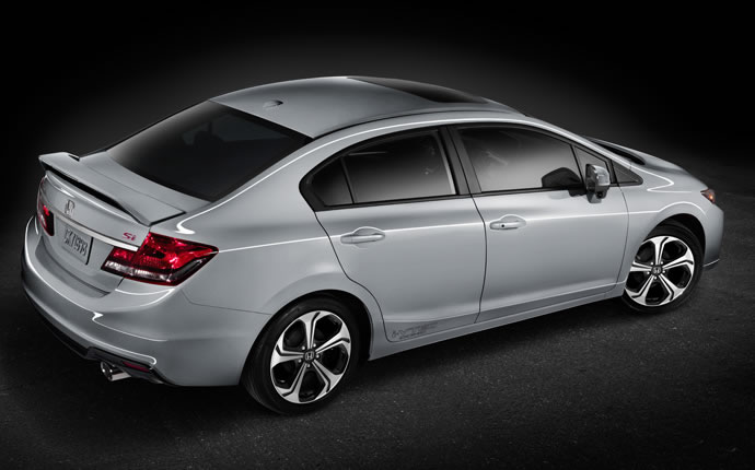Shop for a Honda Civic Si Sedan - Official Honda Website