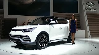 Ssangyong Launches The Tivoli Compact SUV In South Korea - Overdrive
