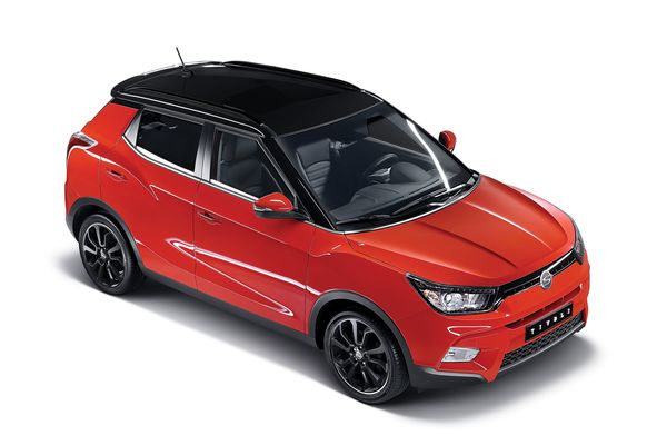SsangYong Tivoli Launched | iLive2Drive
