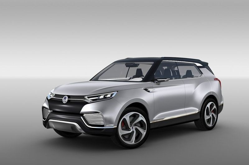 Ssangyong to launch X100 compact SUV