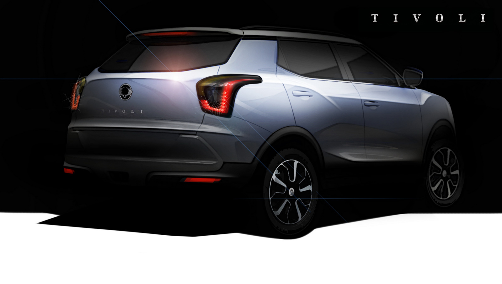 SsangYong's New Small Crossover Called Tivoli, Goes on Sale in 2015