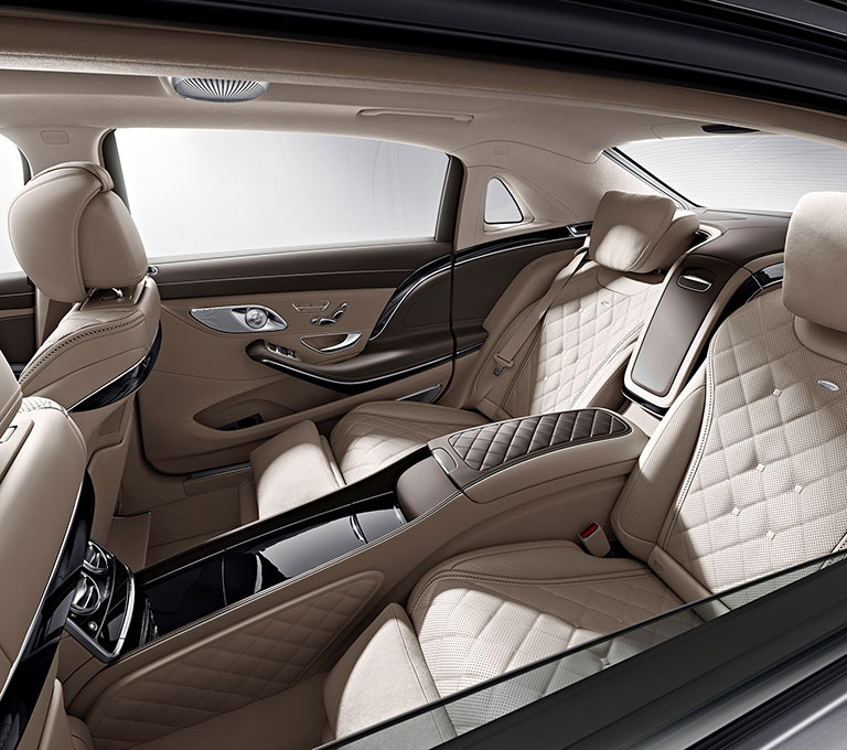 The all-new Mercedes-Maybach S600 | Mercedes-Benz