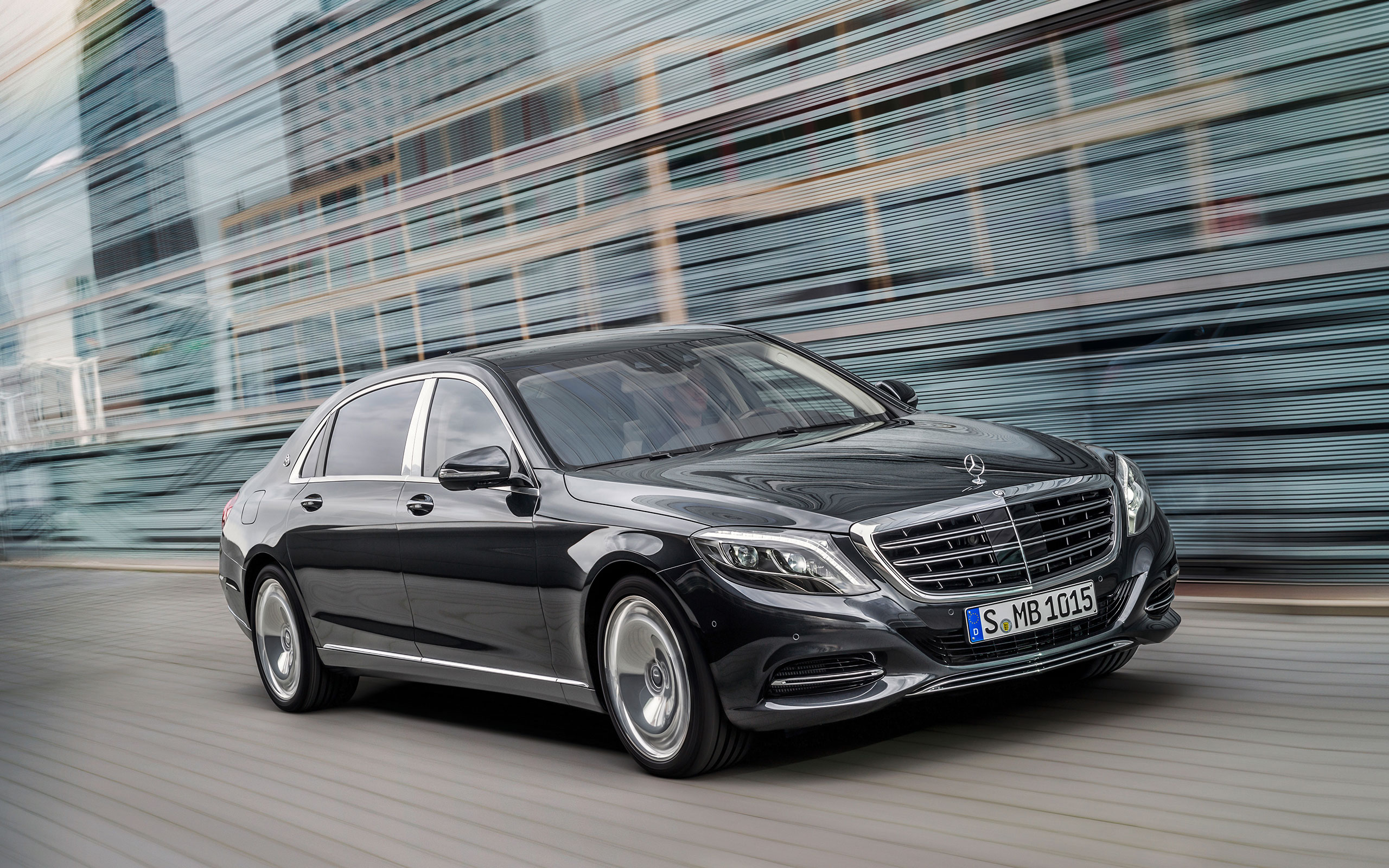 The all-new Mercedes-Maybach S600 | Mercedes-