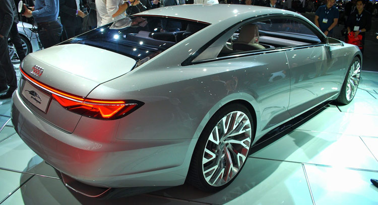 The Audi Prologue Concept Is A Beautiful Sign Of Things To Come
