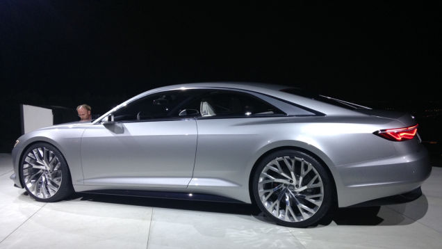The Audi Prologue Concept Is An A9 Waiting To Happen