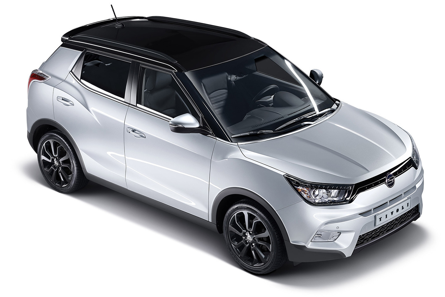 The Motoring World: The All-New Tivoli from Ssangyong gets it