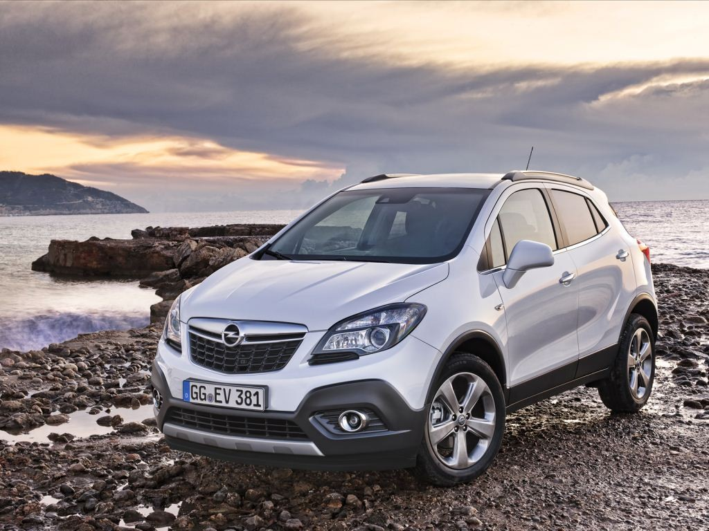 The Oh-so-awesome Opel Mokka 2015 Well Redefine Driving Pleasure