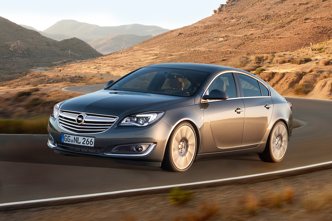 The Opel Insignia Replaced The Opel Vectra Series