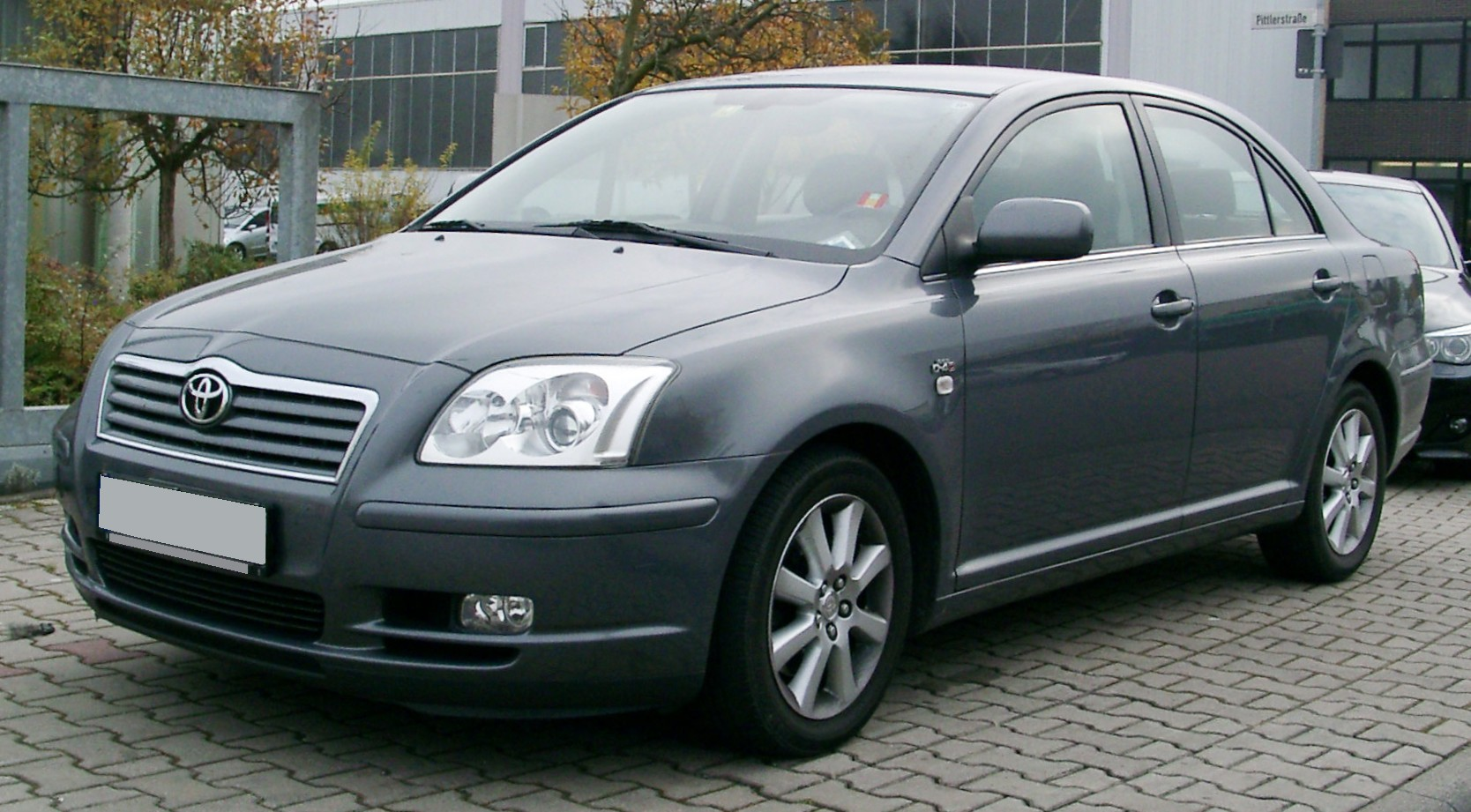 toyota avensis used cars