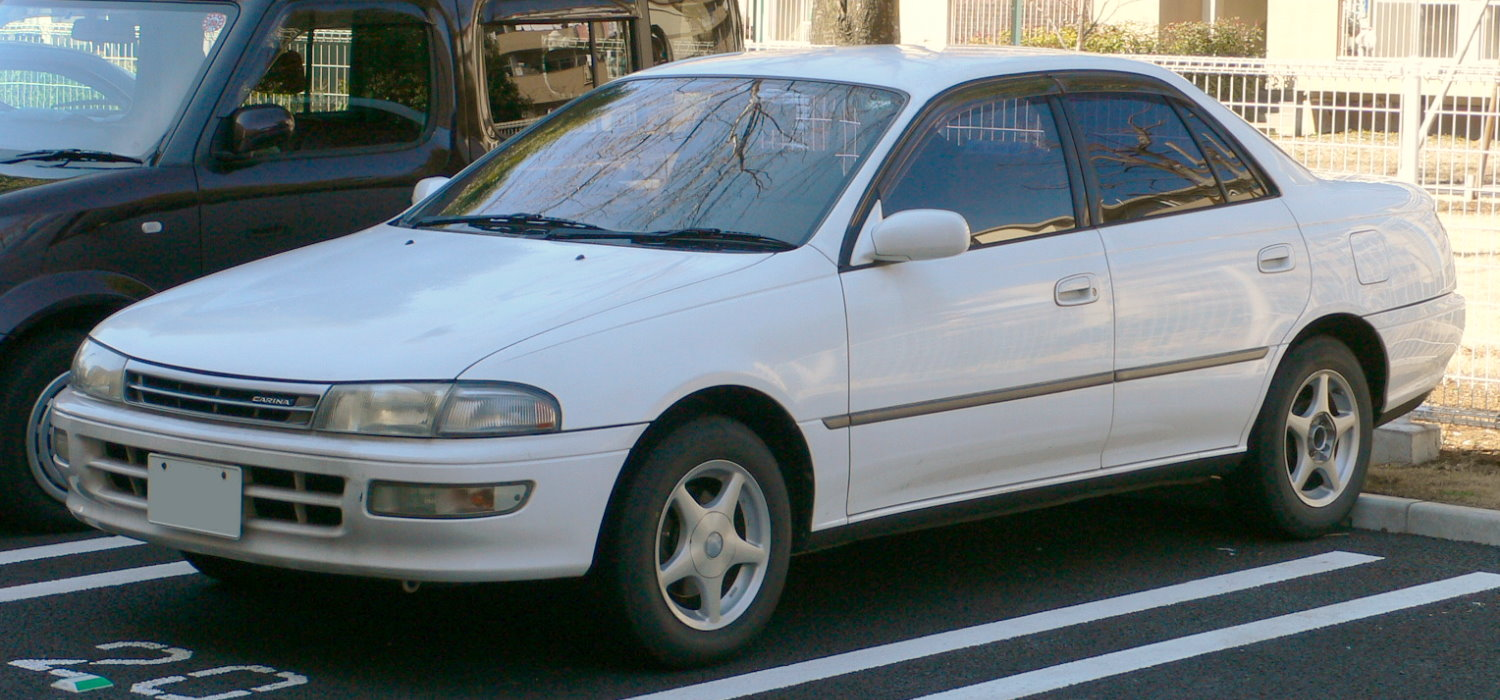toyota carina gti for sale