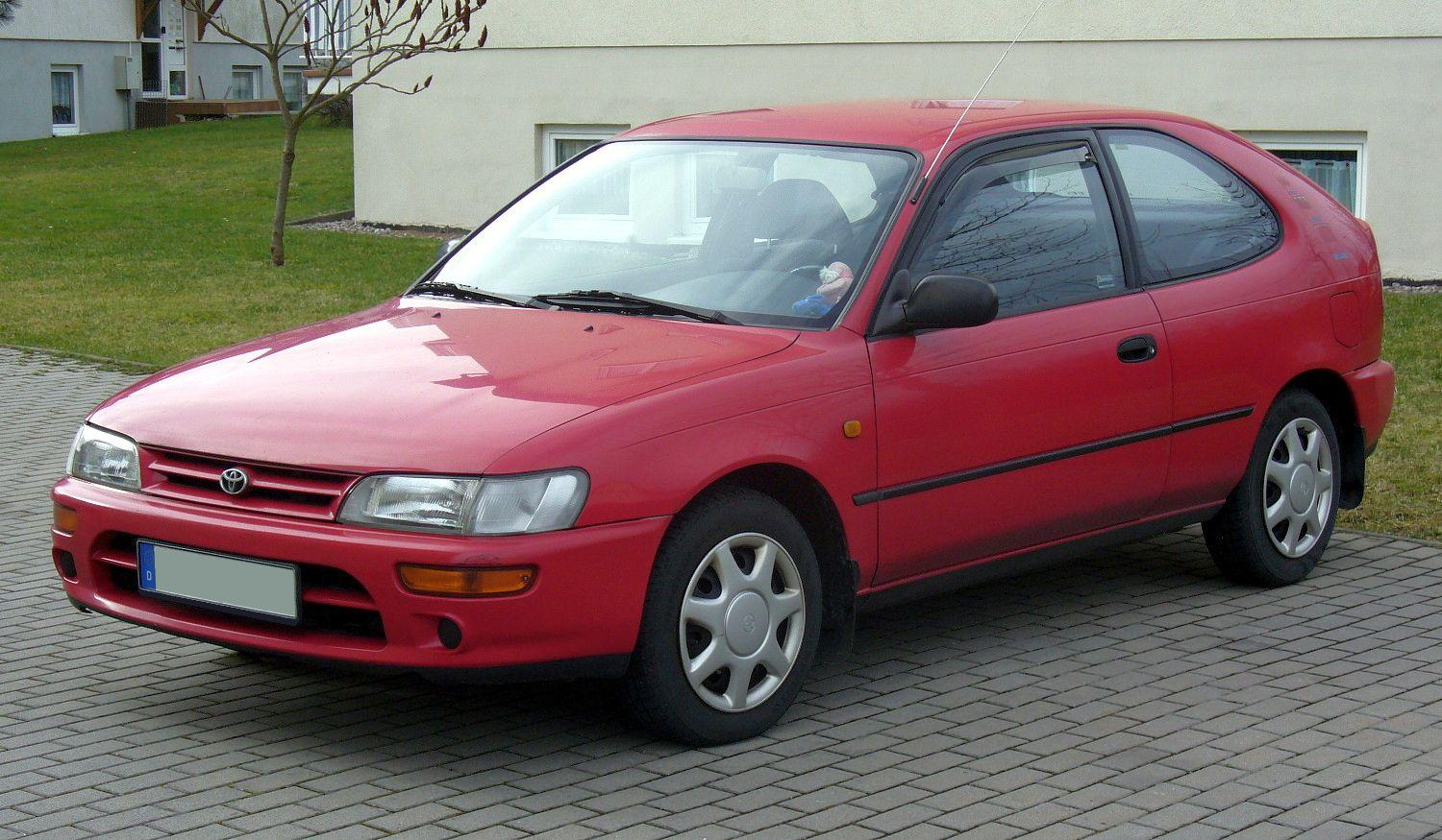 toyota corolla 1.6 modifiyeli