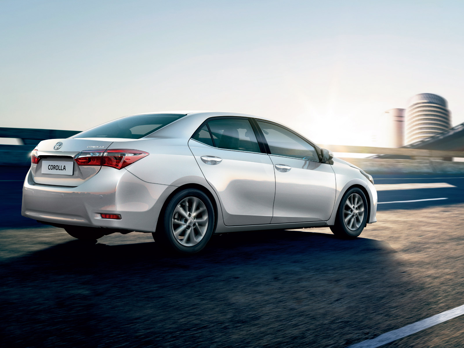 Toyota Corolla 2014 Teased Ahead Of USA Release - Durban South