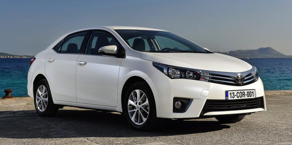Toyota Corolla News, Safety Ratings & Price | CarAdvice