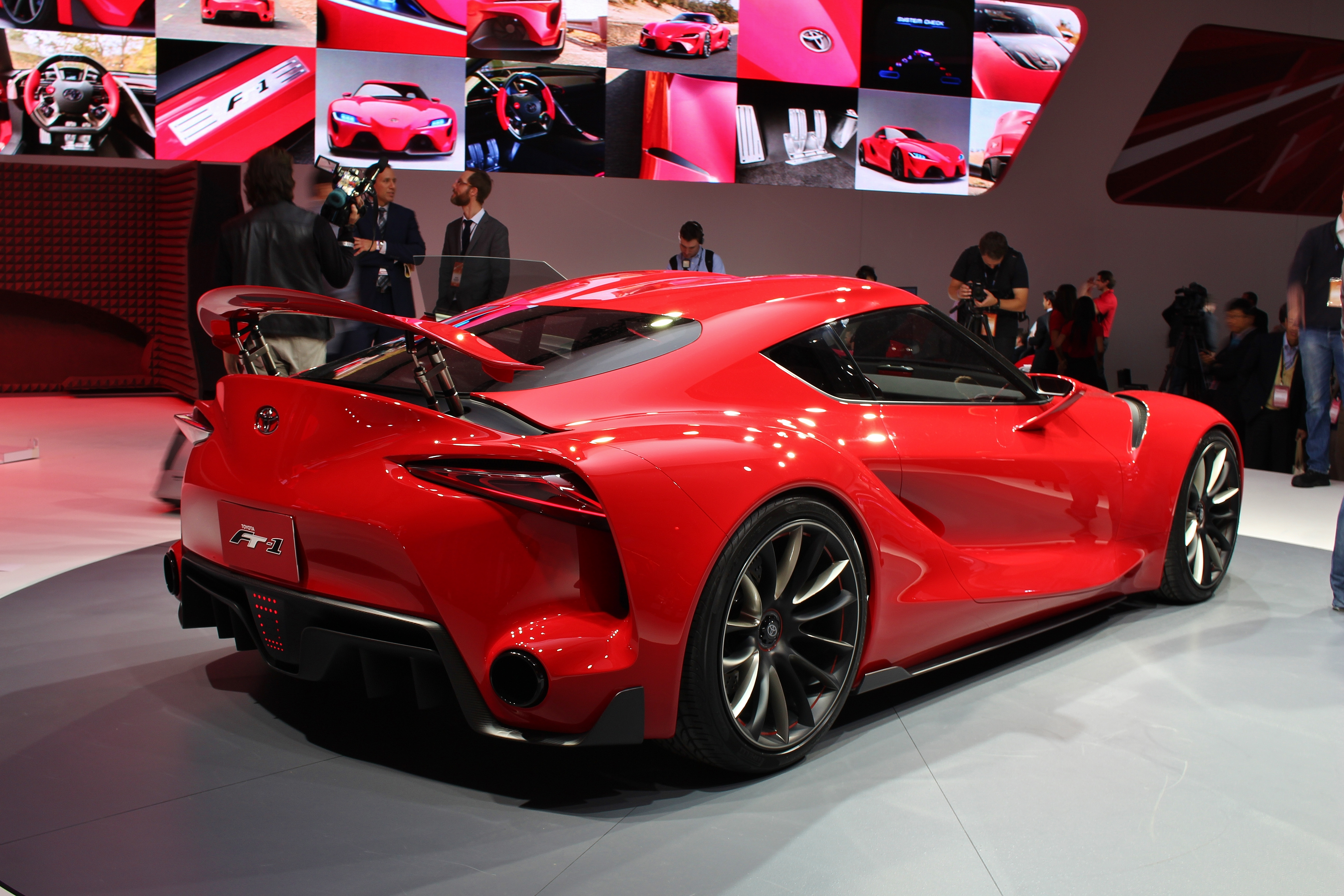 toyota ft 1 expected price