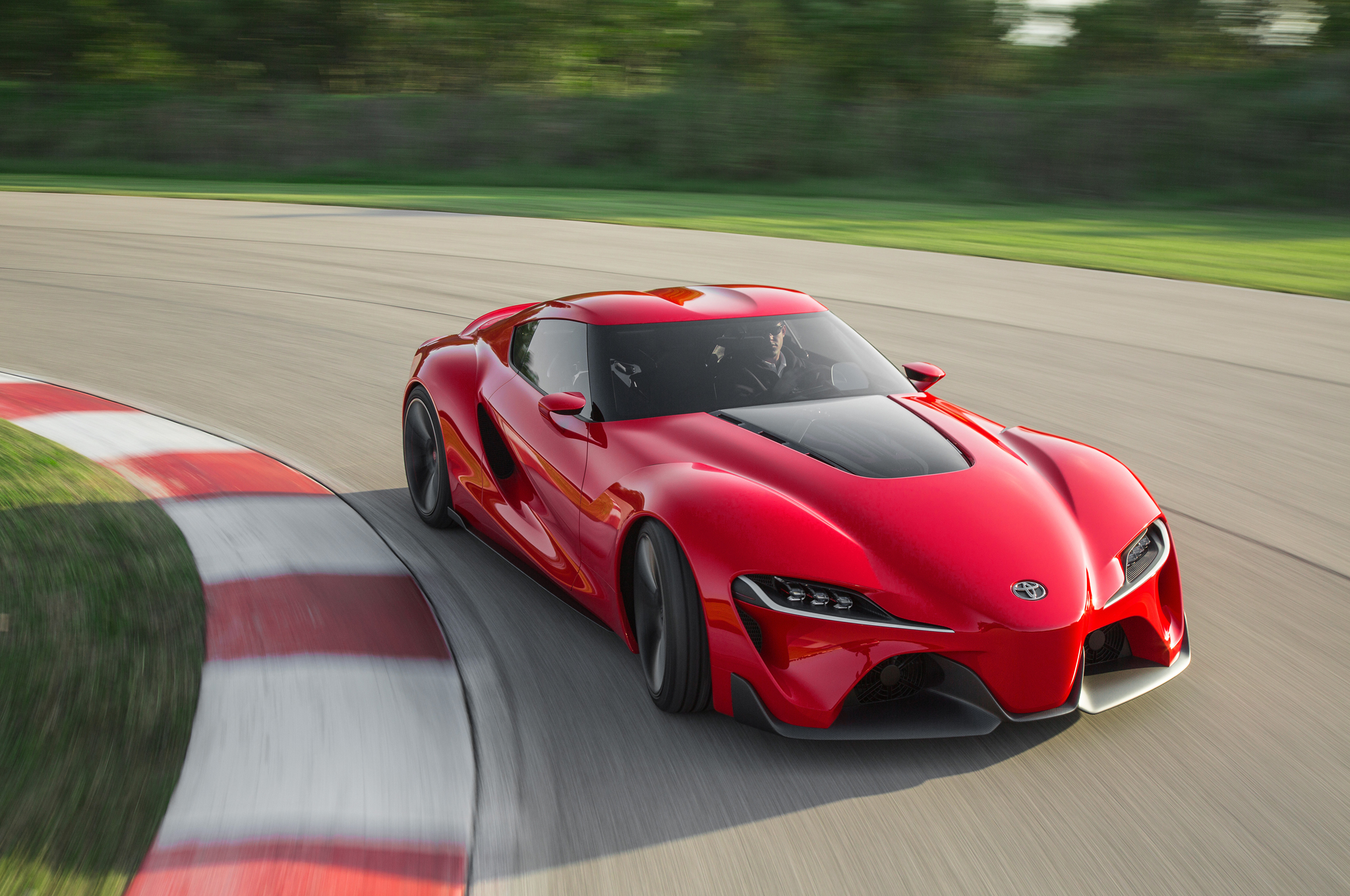 toyota ft1 canada