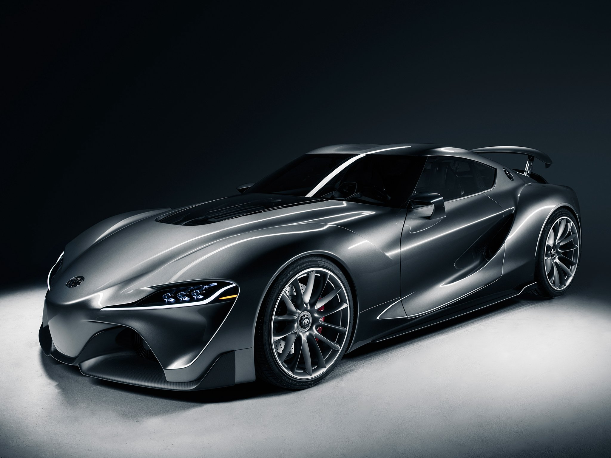toyota ft1 details