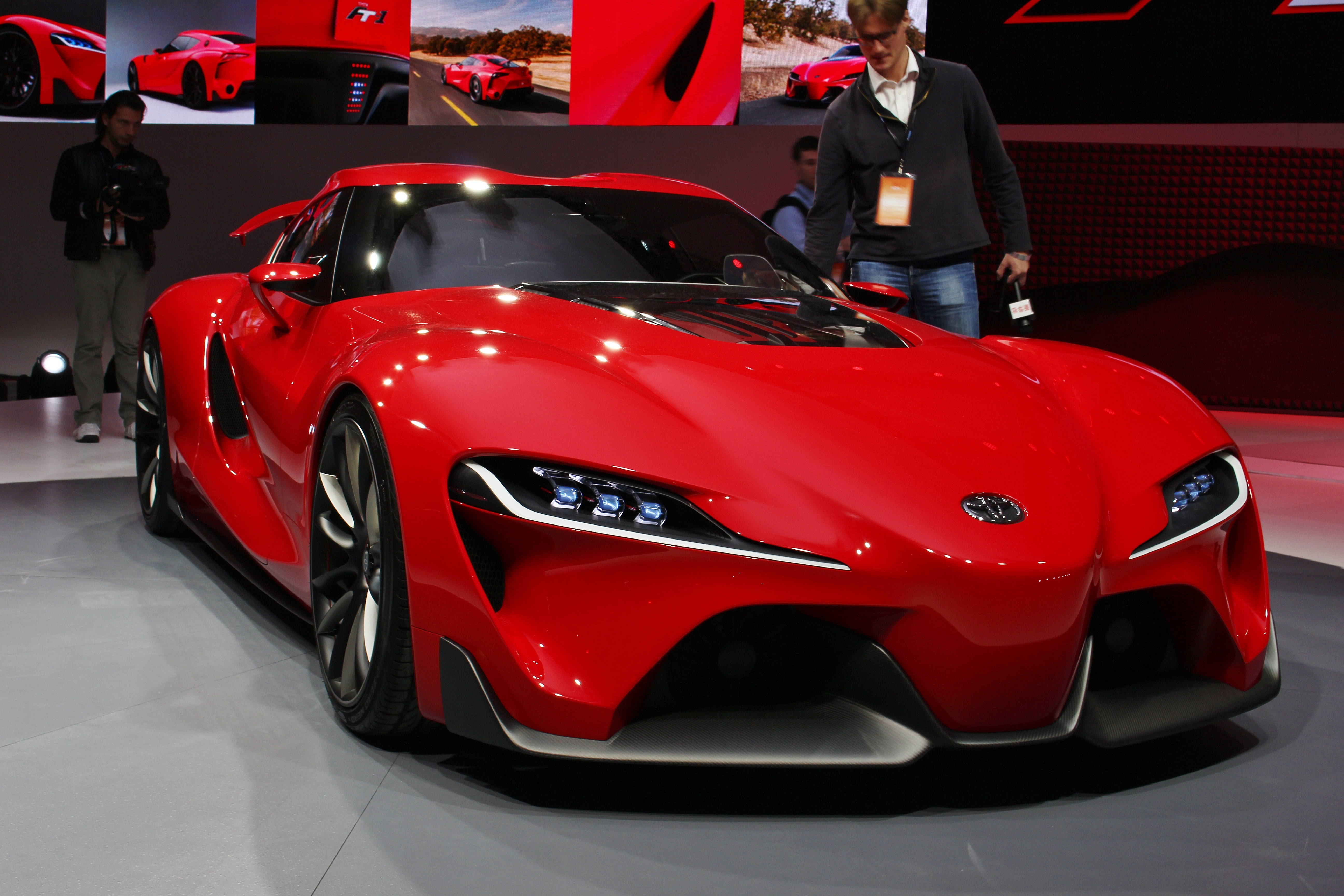 toyota ft1 gallery