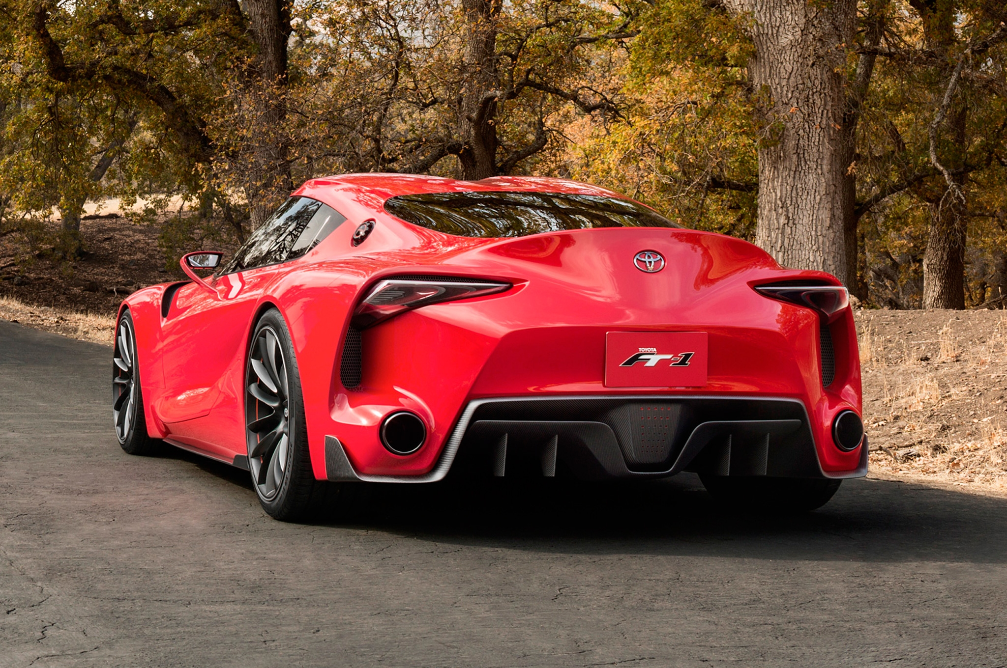 toyota ft1 how much