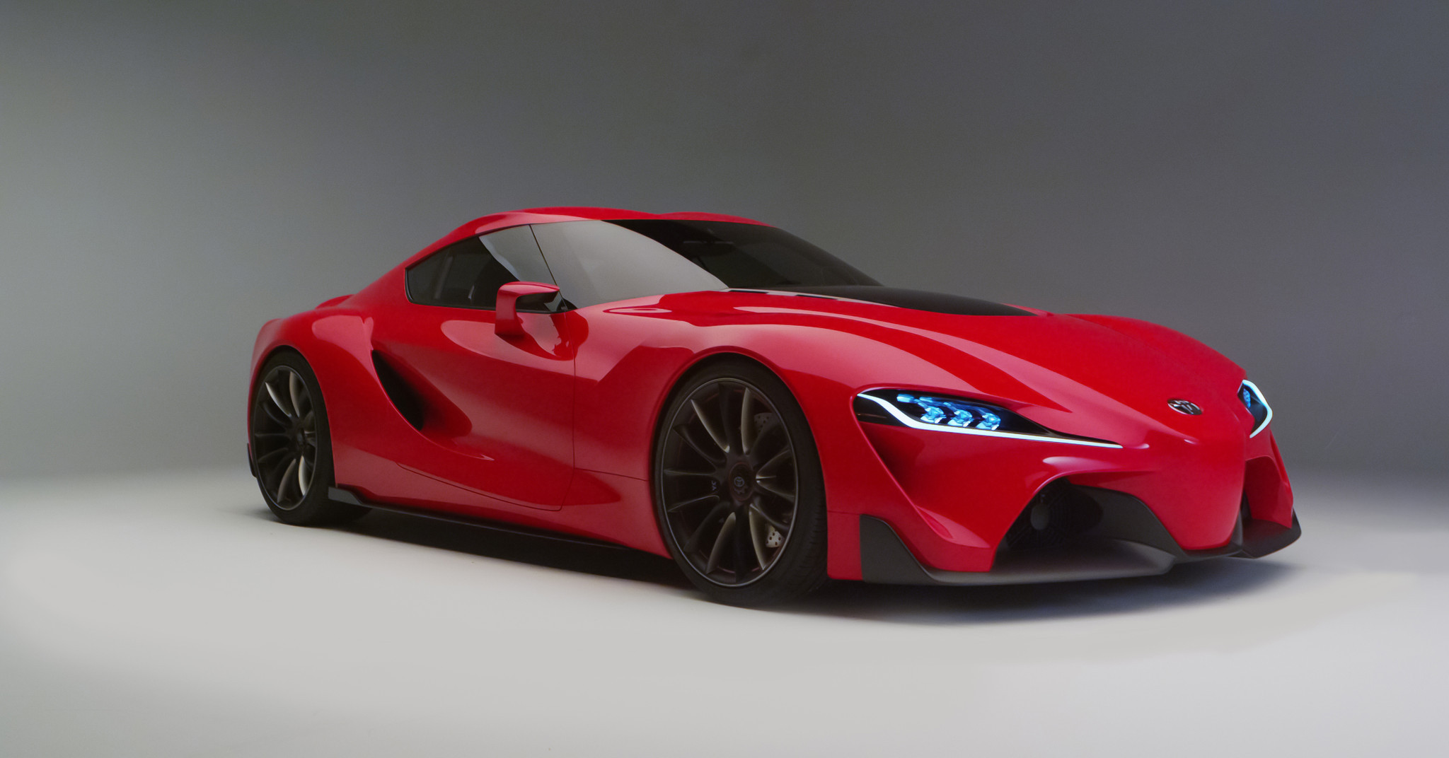 toyota ft1 images