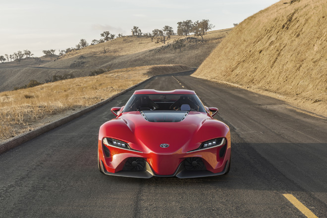 toyota ft1 release date uk
