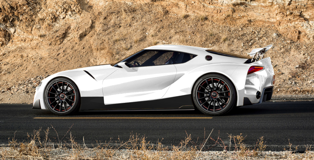 toyota ft1 weight