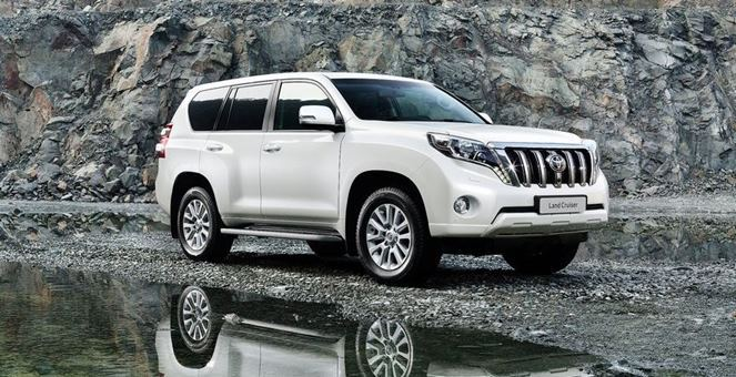toyota land cruiser dubai price