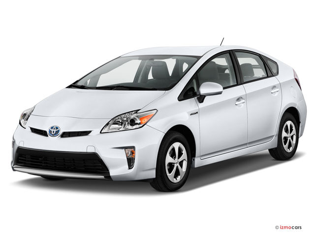 toyota prius battery location