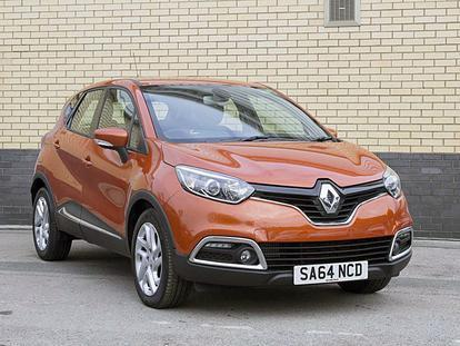 Used Renault Captur 1.5 dCi 90 Dynamique MediaNav En for sale