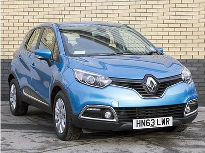 Used Renault Captur 1.5 dCi 90 Expression+ Energy 5dr for sale