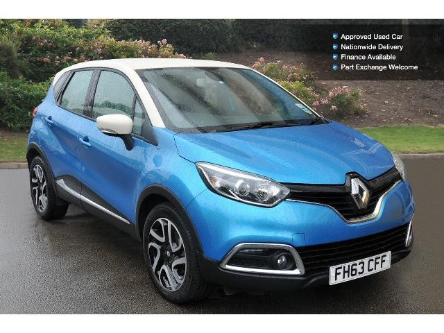 Used Renault Captur Cars For Sale in Leicester | Second hand