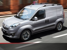 Vauxhall Combo 1.3 CDTi 16V Van | Drake Vehicle Contracts
