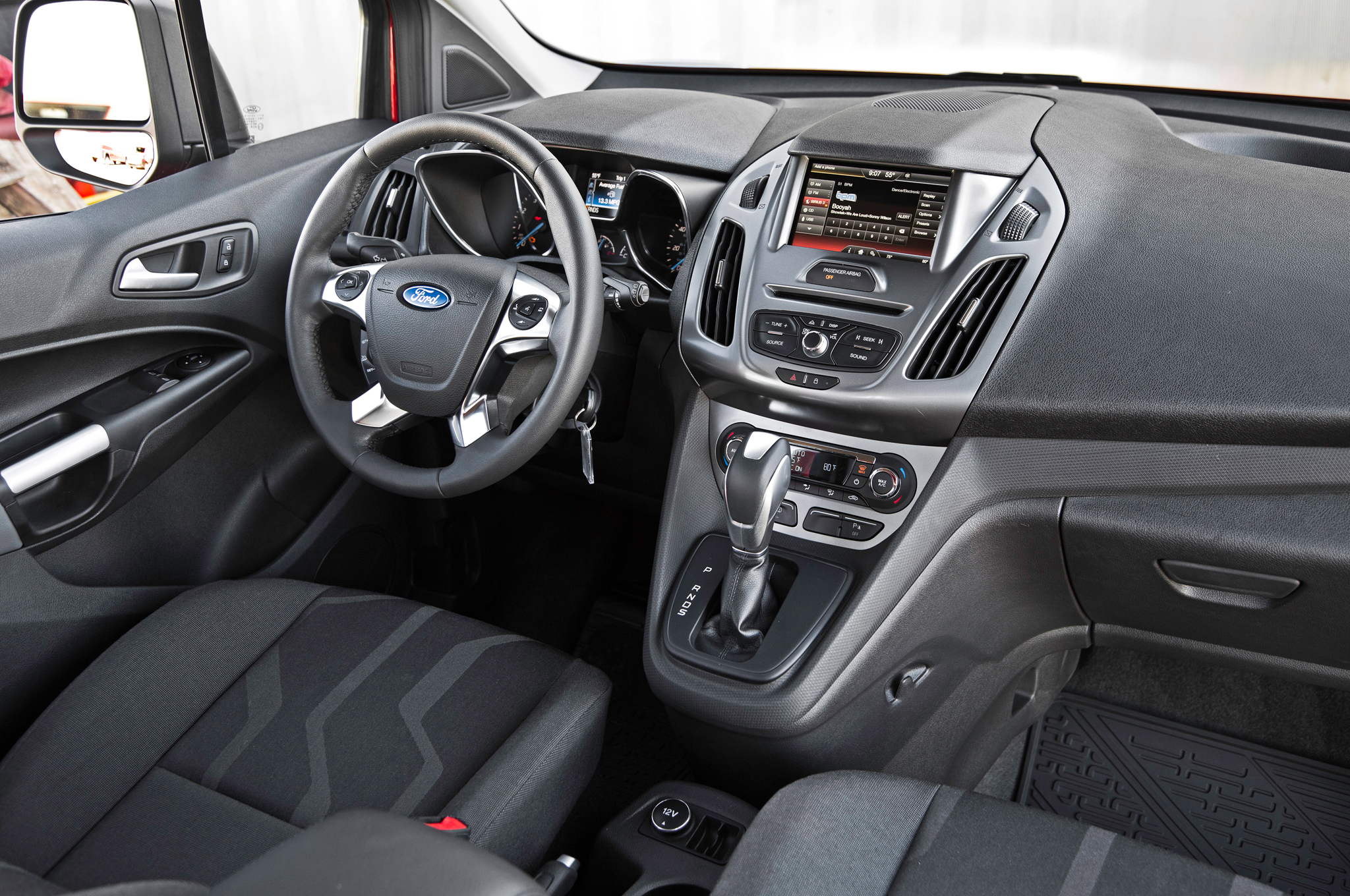 Vehicles For > Ford Transit Connect 2015 Interior