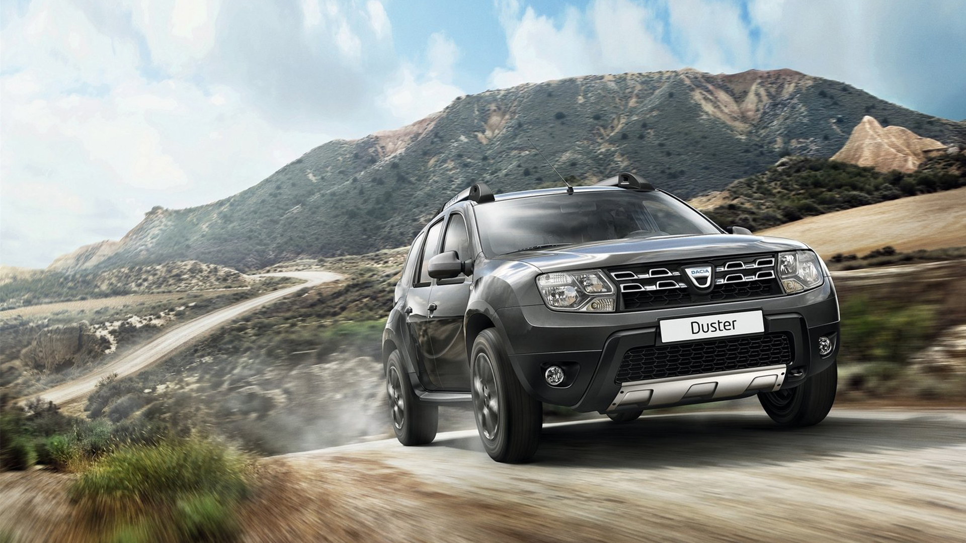 View all posts in Dacia.  2014 Dacia Duster Wallpaper.