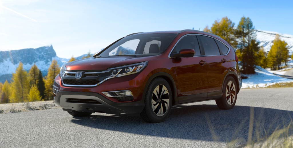 2015 honda cr v mpg