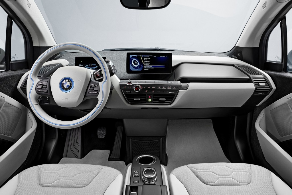 bmw i3 wallbox