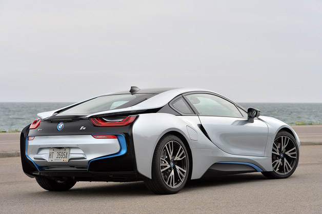 bmw i8 germany price