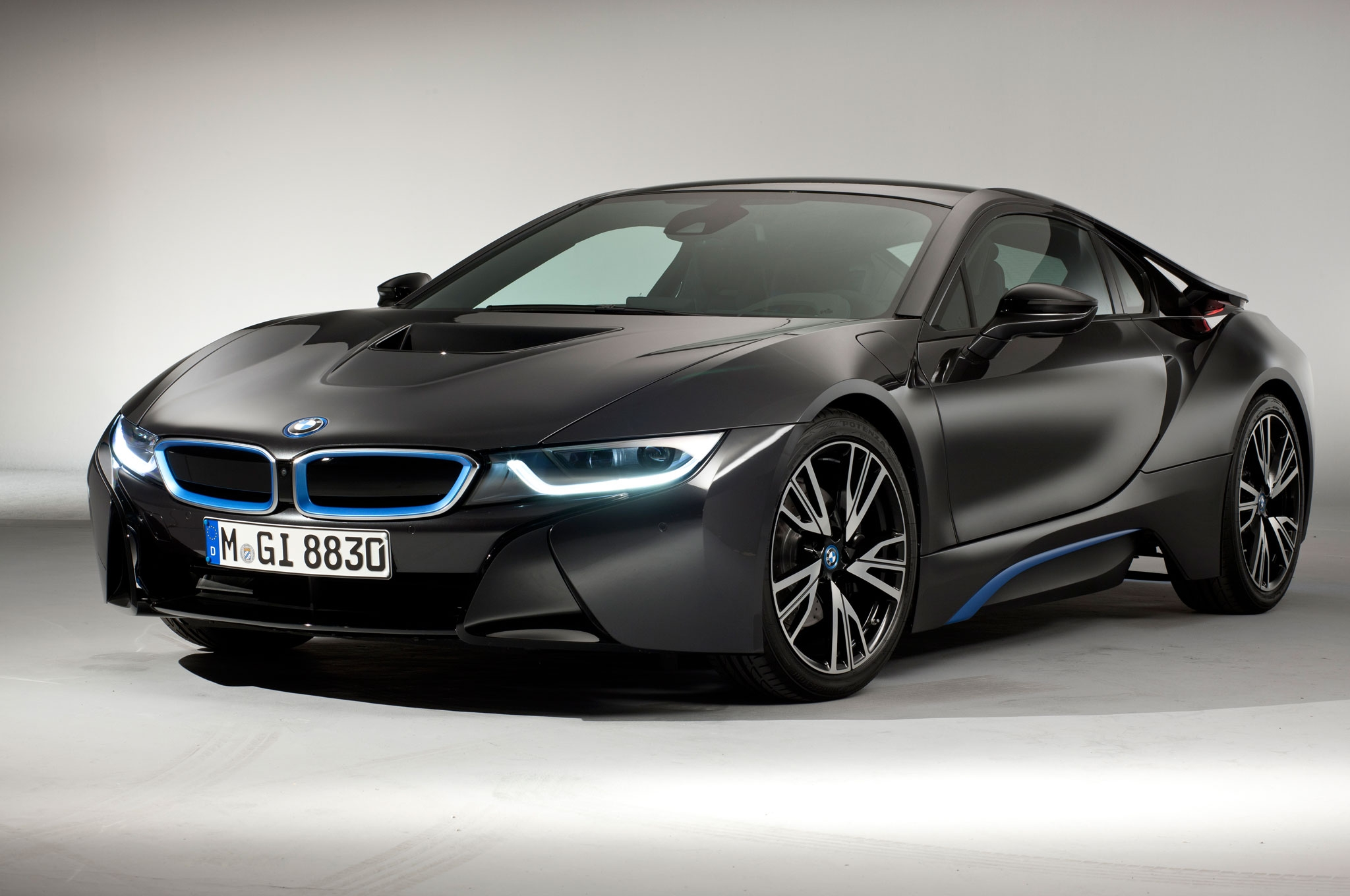 bmw i8 laser light